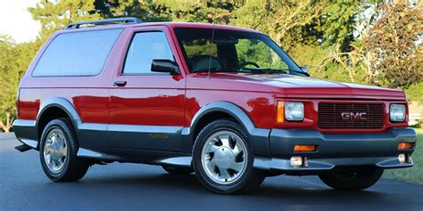 Gmc Typhoon 2020 by This 1993 Gmc Typhoon Looks Brand New