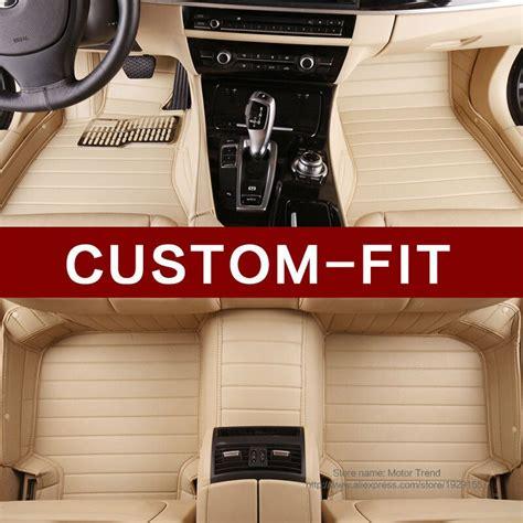 custom  car floor mats specially  mercedes benz