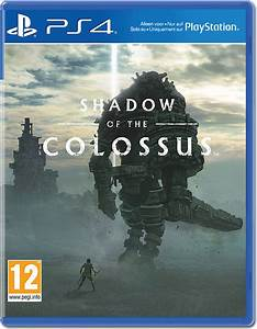 Shadow of the Colossus [Playstation 4] • World of Games