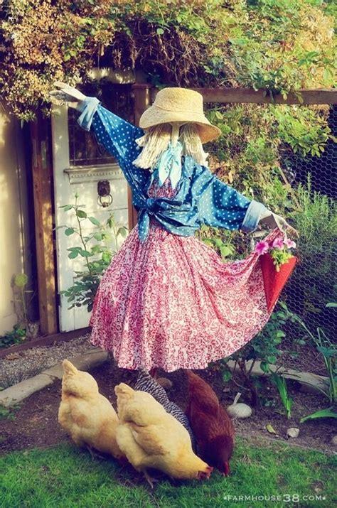168 Best Scarecrow Ideas Images On Pinterest