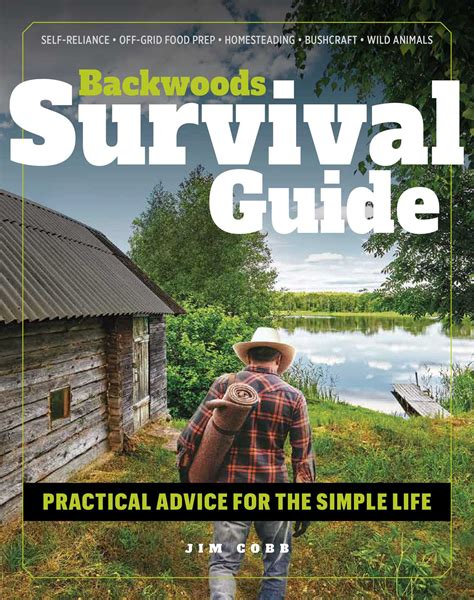 Backwoods Survival Guide | Book by Jim Cobb | Official ...