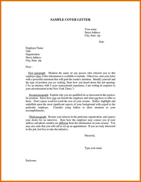 opening statement template opening letter sle cover letter sles cover letter sles