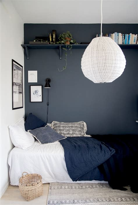 Bedroom Makeover Checklist by My Scandinavian Home Small Space Make A Boy S