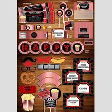 25+ Best Ideas About Movie Party Decorations On Pinterest