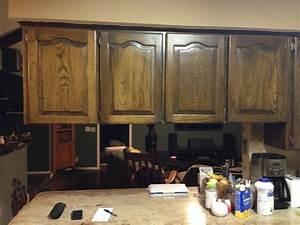 using chalk paint to refinish kitchen cabinets wilker do39s With kitchen cabinets lowes with small chalkboard stickers