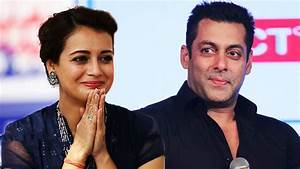 Salman Khan Saved My Mother's Life, Says Dia Mirza - Flash ...