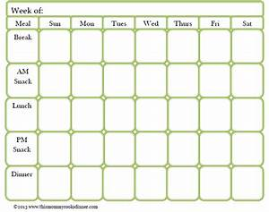 Monthly meal planner template search results calendar 2015 for Meal planning template free
