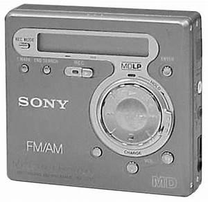 Sony -- Mz-r700