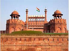 Red Fort, Delhi, India Map, Facts, Location, History