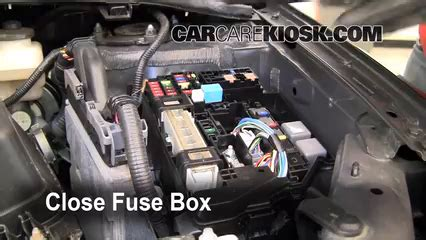 2006 Scion Tc Engine Fuse Box Picture by Replace A Fuse 2009 2013 Toyota Corolla 2010 Toyota