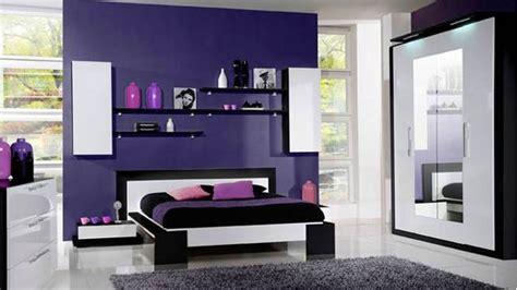 d o chambre violet gris inspiration chambre ado mauve