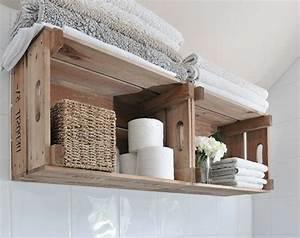 Etagere En Bois Salle De Bain : colonne salle de bains pas cher valdiz ~ Dailycaller-alerts.com Idées de Décoration