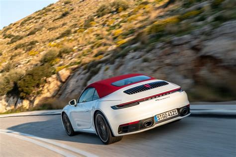 Prices shown are the prices people paid including dealer discounts for a used 2019 porsche 911 targa 4s with standard options and in good condition with an average of 12,000 miles per year. Porsche 911 Carrera 4S Cabriolet (2019) | Reviews | Complete Car