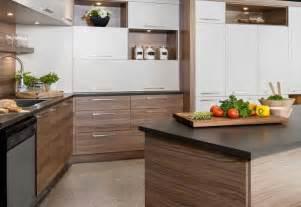 melamine cuisine bois placage mélamine stratifié cuisine kadrium design