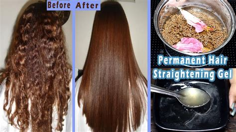What Is Hair by I Made This Hair Straightening Gel For Permanent Hair