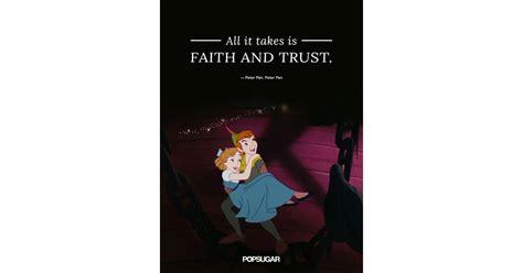 takes  faith  trust  disney quotes