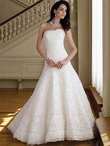 27 elegant and cheap wedding dresses for Cheap used wedding dresses