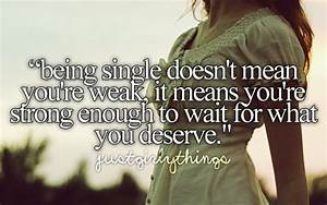 girl quote single strong justgirlythings •