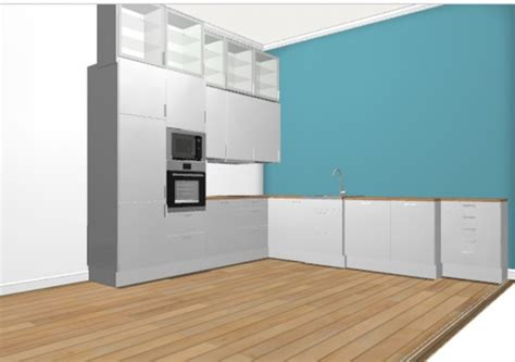 cuisine mur bleu cuisine mur bleu appart layla30 photos doctissimo