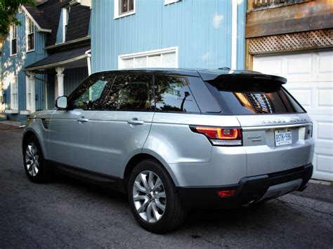 land rover silver 2014 range rover sport v8 review cars photos test