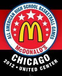 Amateur Sports - 2012 mcdonald's all-americans players named