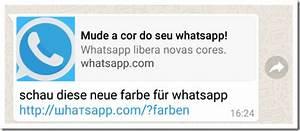 Paypal Freunde Einladen : whatsapp warnung schau diese neue farbe f r whatsapp mimikama ~ Orissabook.com Haus und Dekorationen