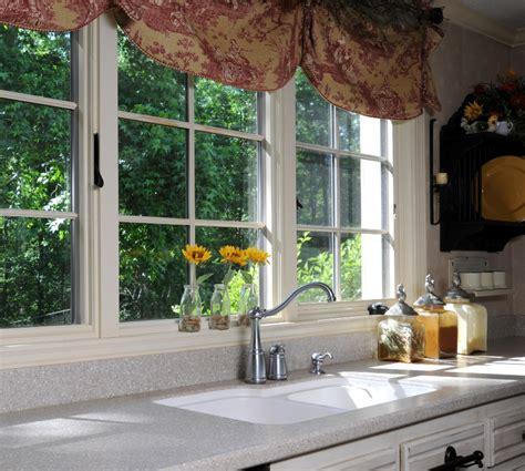 kitchen window decor ideas decoration brilliant kitchen window ideas with adorable