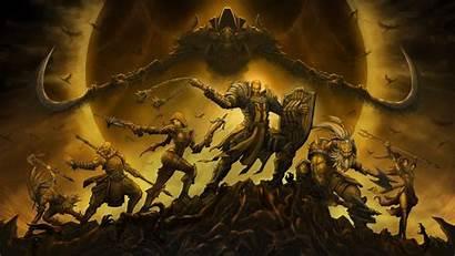 Diablo Malthael Crusader Wallpapers