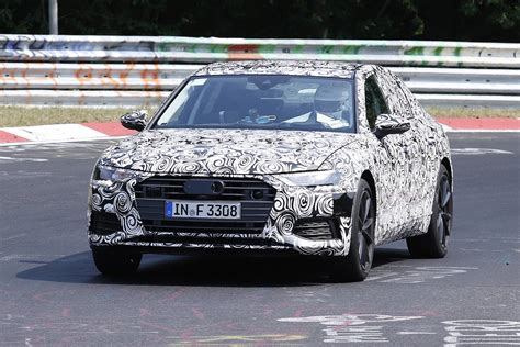 Audi 2019 S6 : 2019 Audi S6 First Spy Shots