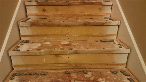 vinyl plank flooring staining your stairs psa