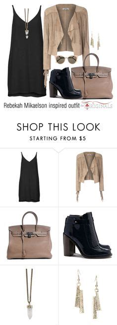 U0026quot;The Originals - Rebekah Mikaelson Inspired Outfitu0026quot; by staystronng liked on Polyvore | Donu0026#39;t ...