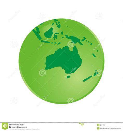 Australien kontinentar vektor illustrationer. Illustration ...