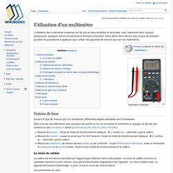 Utilisation D Un Multimètre Digital : multim tre pearltrees ~ Gottalentnigeria.com Avis de Voitures