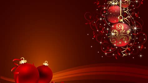 After Christmas Ornaments 1600x900 Wallpaper