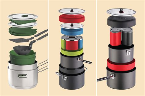 camping cookware sets backcountry meals hiconsumption