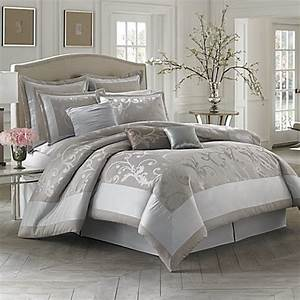 Palais Royale™Adelaide Comforter Set - Bed Bath & Beyond