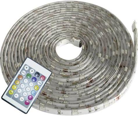mueller licht led strip farbwechsel digital  led streifen komplettset mit stecker