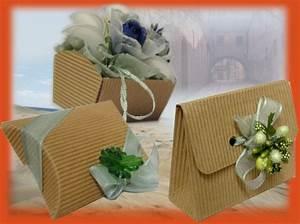 Bomboniere Nozze Scatole Scatoline Kit Per Confezioni Di