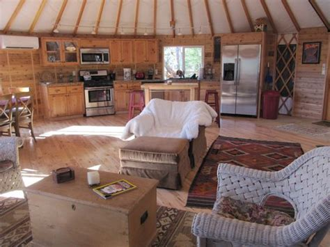 Yurts, Yurt Living And Luxury Yurt On Pinterest