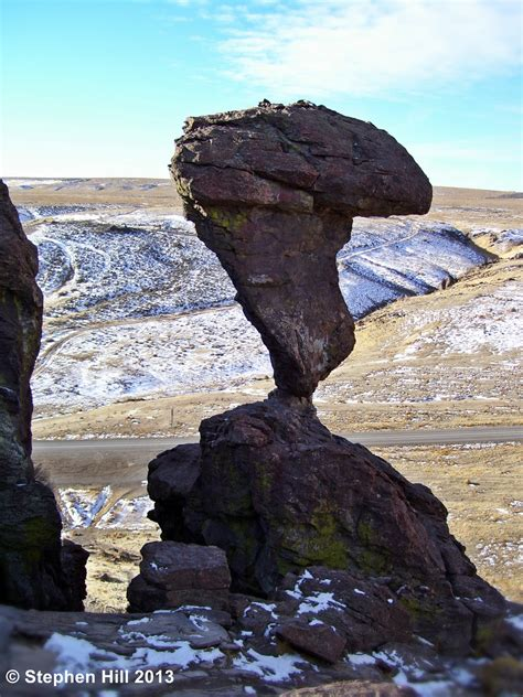 balance rocks idaho s balanced rock backwoodtrails com cing and hiking hub