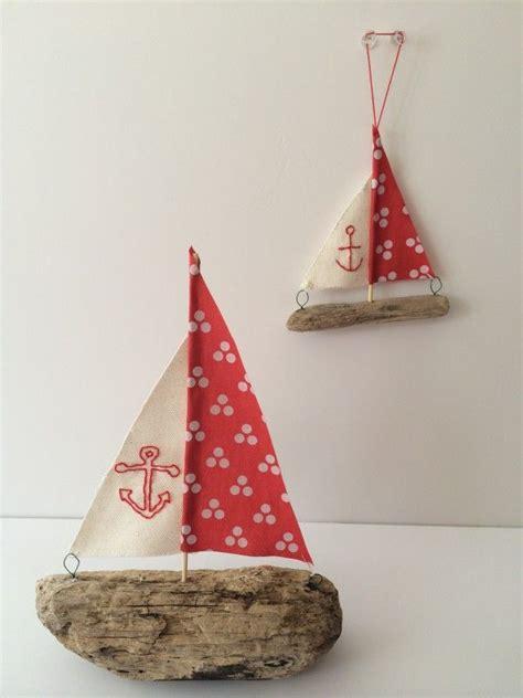 driftwood boat  cornish christmas