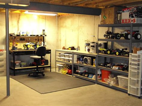 basement shop basement storage shelves