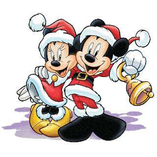 mickey and minnie xmas christmas clipart images