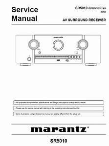 Denon Avr X6300h A  V Receiver Service Manual