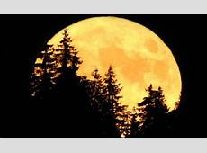 Full Moon 2018 When is the June Strawberry Full Moon