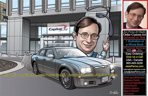 Cars Trucks Planes Gifts Ads Cartoon Illustrations
