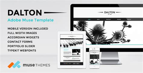 adobe muse mobile templates 32 best adobe muse photography portfolio templates weelii