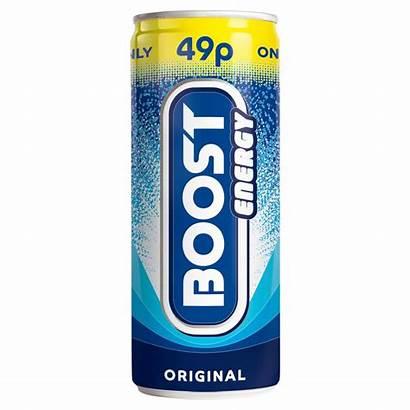 Boost 250ml Energy Drink Drinks 49p Juice