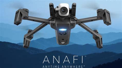 parrot anafi  drone che fara male  dji