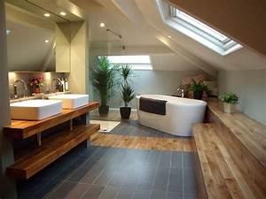 Badewanne Unter Dachschräge : praktische badezimmer mit dachschr ge die aktuellsten ~ Lizthompson.info Haus und Dekorationen